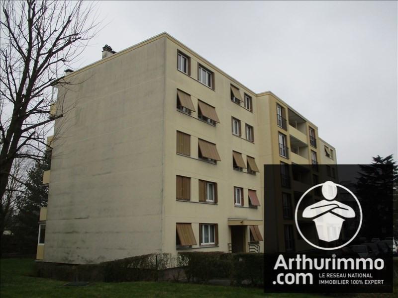 Vente appartement Brou sur chantereine 170800€ - Photo 1
