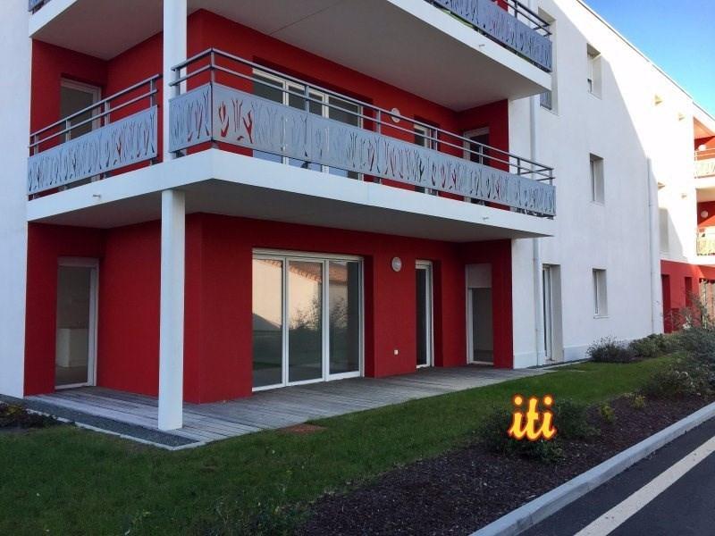 Sale apartment Les sables d olonne 290000€ - Picture 1