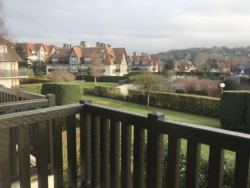 Verkoop  appartement Deauville 180000€ - Foto 6