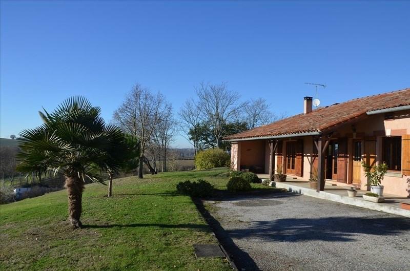 Sale house / villa Auriac sur vendinelle 282000€ - Picture 2