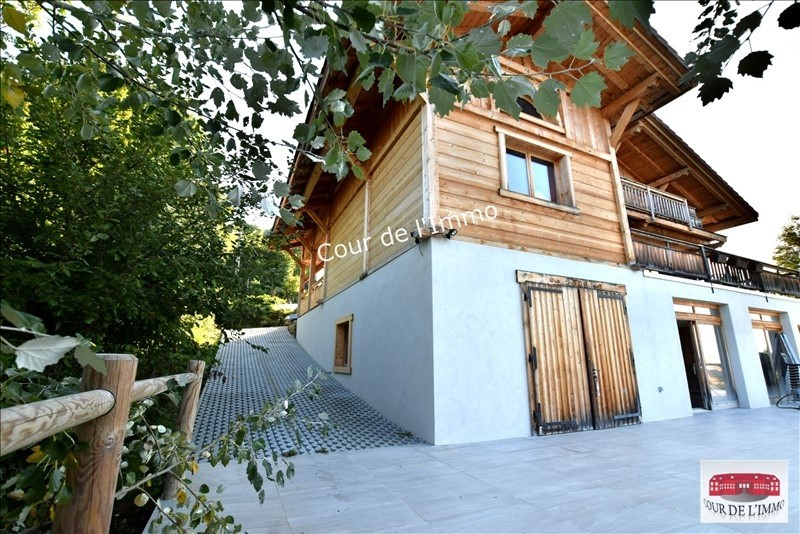 Deluxe sale house / villa Lucinges 680 000€ - Picture 3