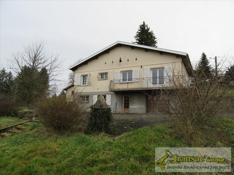 Sale house / villa Courpiere 149800€ - Picture 1