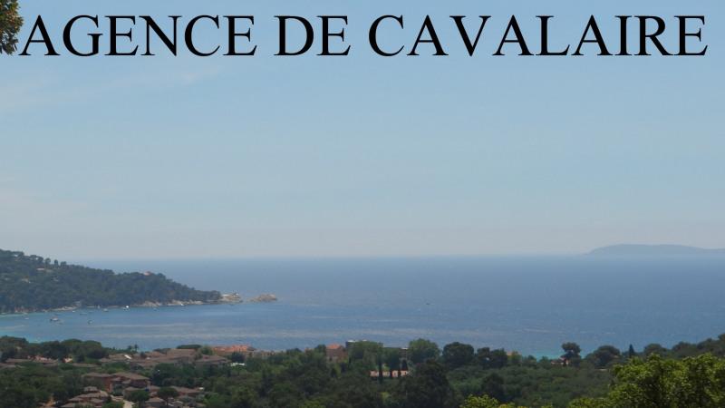 Vente maison / villa Le lavandou/ cavalière 1700000€ - Photo 1