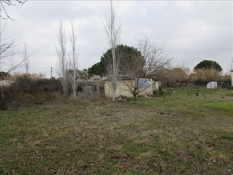 Sale site Agde 315 000€ - Picture 1