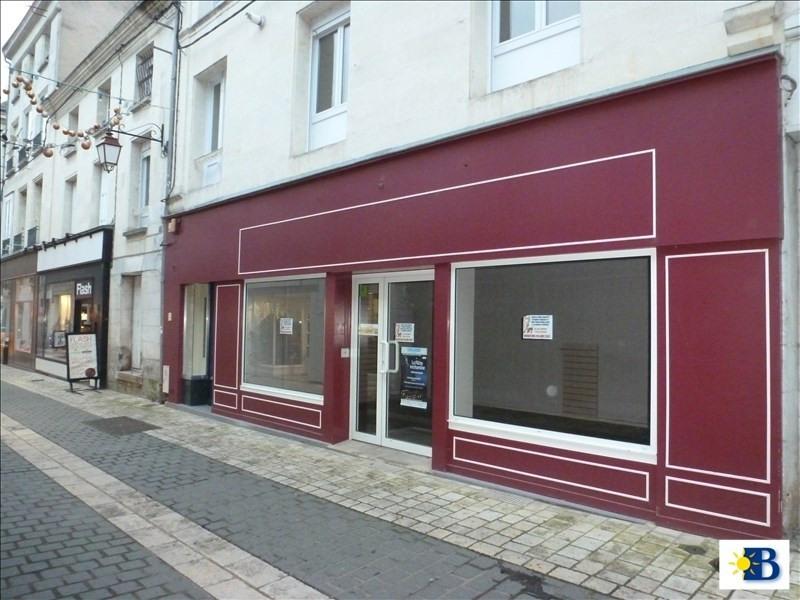Location boutique Chatellerault 600€ HT/HC - Photo 1
