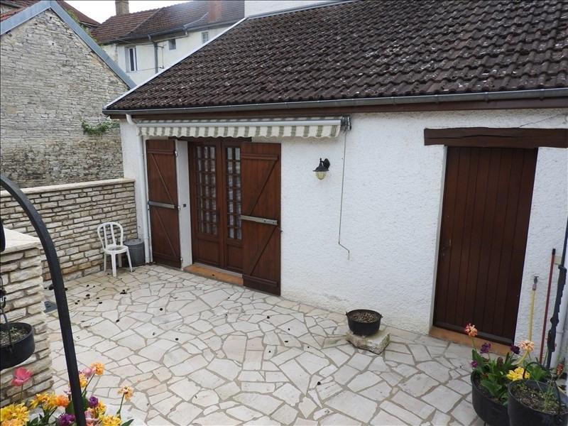 Vente maison / villa Limite champagne bourgogne 123500€ - Photo 8