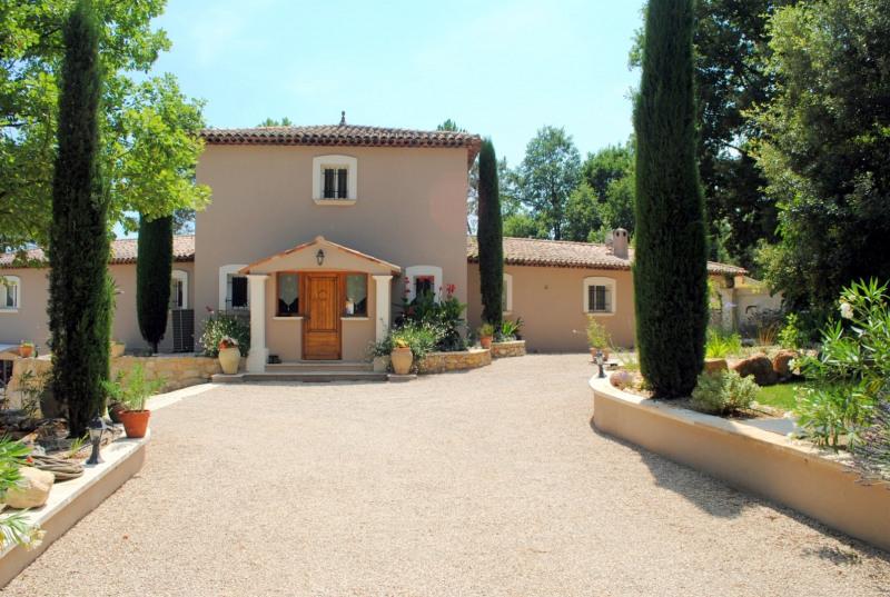 Revenda residencial de prestígio casa Montauroux 949000€ - Fotografia 10