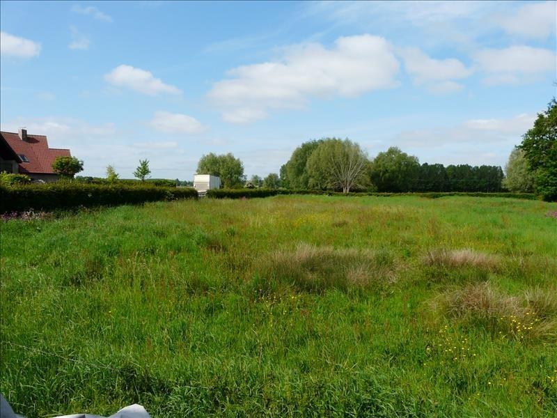 Vente terrain Aire sur la lys 44500€ - Photo 2