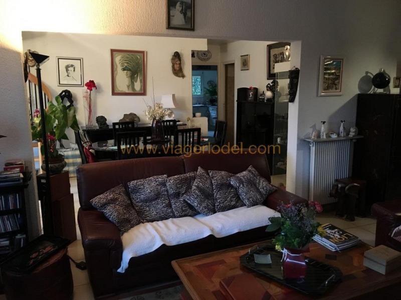 Vendita nell' vitalizio di vita casa Bormes-les-mimosas 150000€ - Fotografia 8