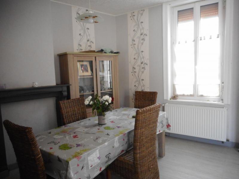 Sale house / villa Burbure 88000€ - Picture 2