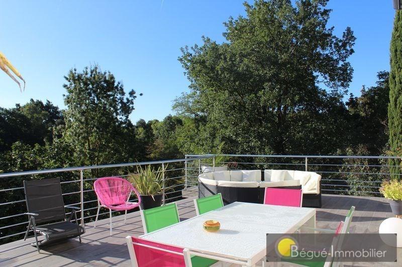 Sale house / villa Cornebarrieu 429000€ - Picture 6