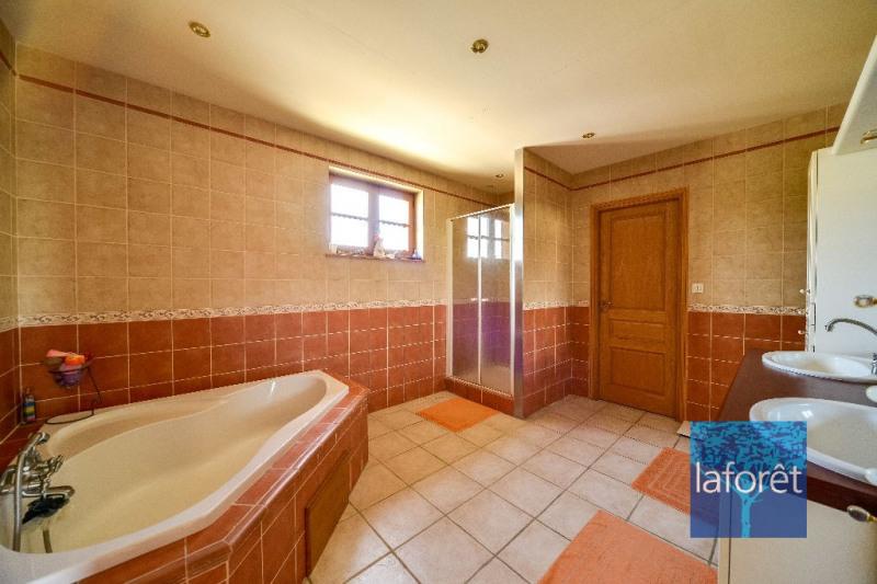 Vente maison / villa Saint etienne des oullieres 550000€ - Photo 8