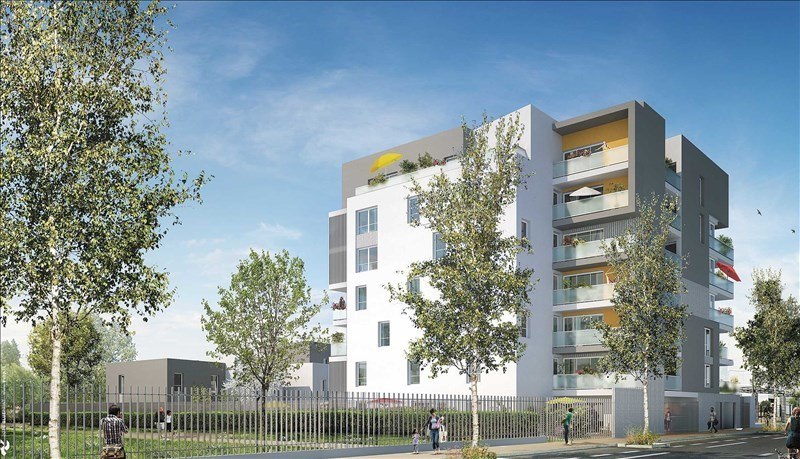 Investment property apartment Lyon 8ème 286 680€ - Picture 1