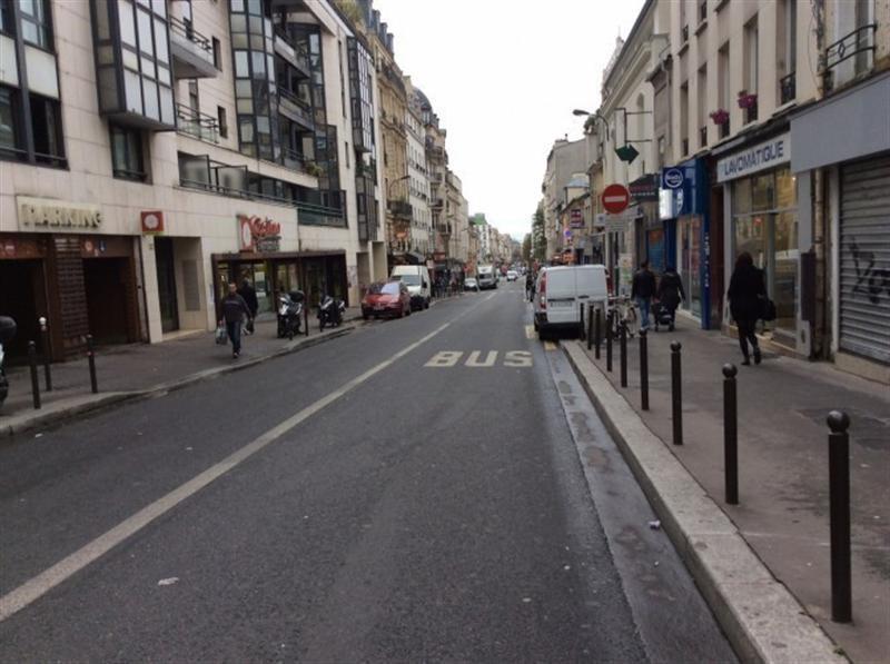 Location Boutique Paris 20ème 0