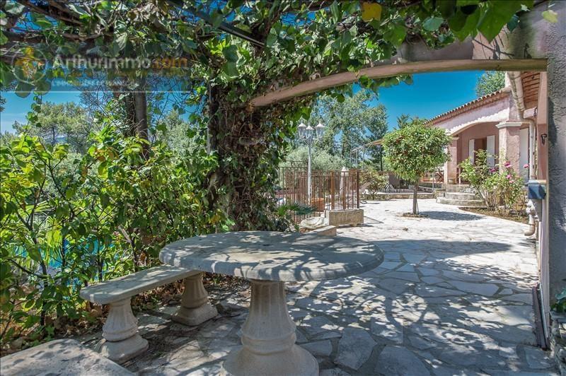 Vente maison / villa St maximin la ste baume 428000€ - Photo 10