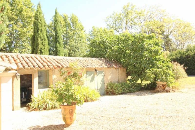 Deluxe sale house / villa Plan d orgon 1090000€ - Picture 5
