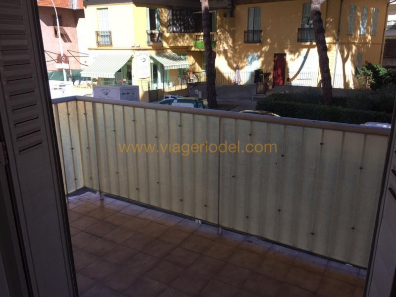 Viager appartement Nice 138 000€ - Photo 1