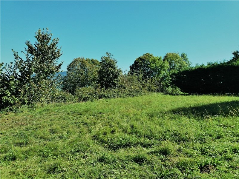 Venta  terreno Le bourget du lac 88000€ - Fotografía 2