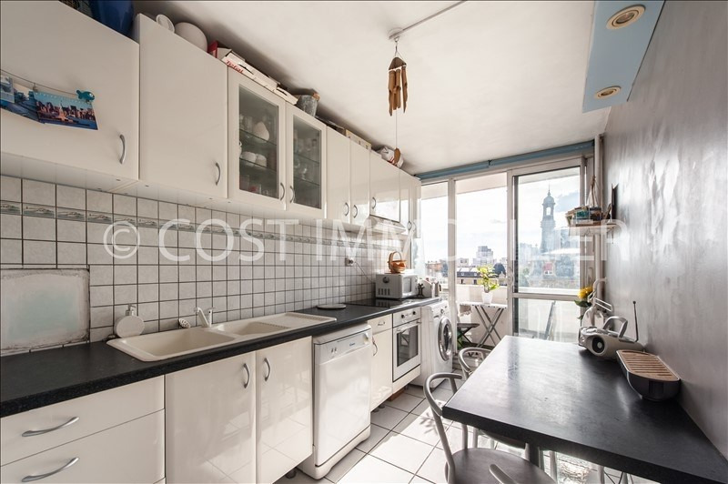 Sale apartment Colombes 375 000€ - Picture 7