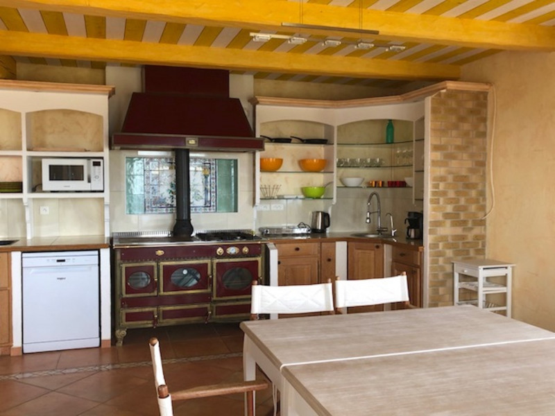 Vacation rental house / villa Les issambres 2 500€ - Picture 8