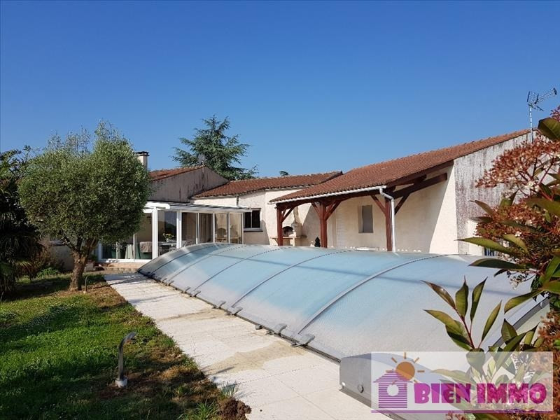 Vente maison / villa Corme ecluse 319770€ - Photo 1