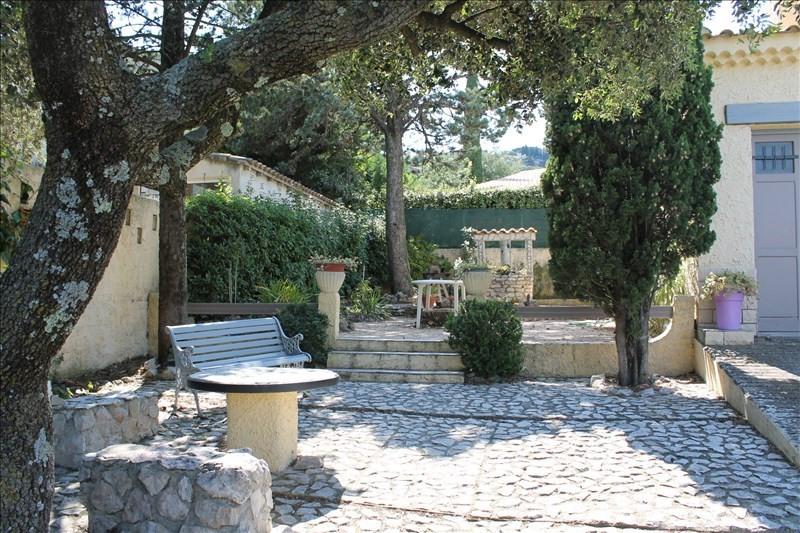 Vente maison / villa Villeneuve les avignon 315000€ - Photo 2