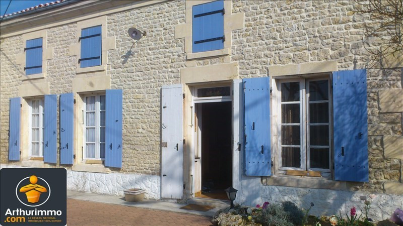 Vente maison / villa Aulnay 97 000€ - Photo 1