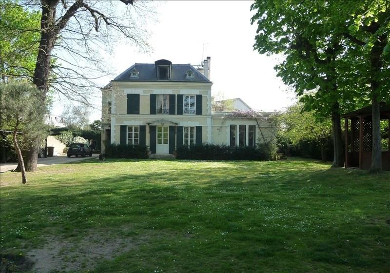 Vente de prestige maison / villa Le vesinet 1850000€ - Photo 1