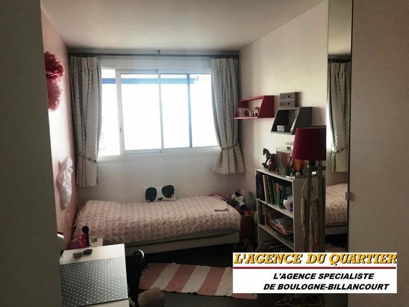 Venta  apartamento Boulogne billancourt 575000€ - Fotografía 8
