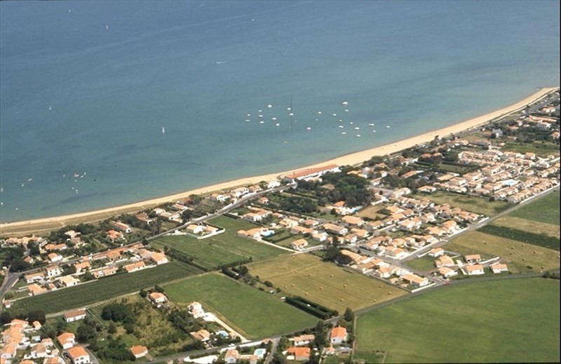Vente terrain St denis d oleron 68 900€ - Photo 1