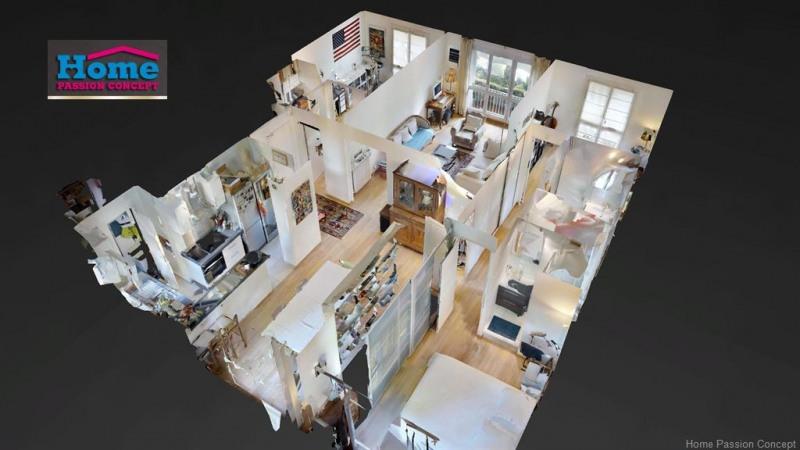 Sale apartment Rueil malmaison 535000€ - Picture 1