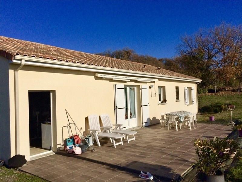 Vente maison / villa Civaux 144450€ - Photo 1