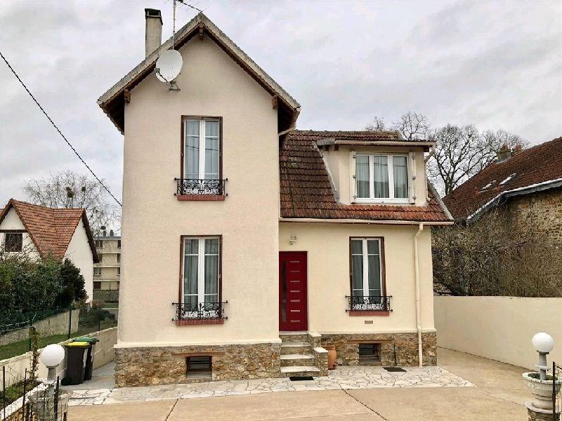 Sale house / villa Ste genevieve des bois 347500€ - Picture 2