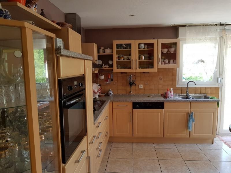 Sale house / villa Fegersheim 425000€ - Picture 6