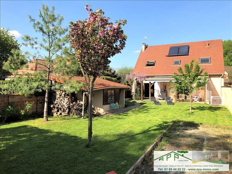 Vente de prestige maison / villa Morsang sur orge 415000€ - Photo 1