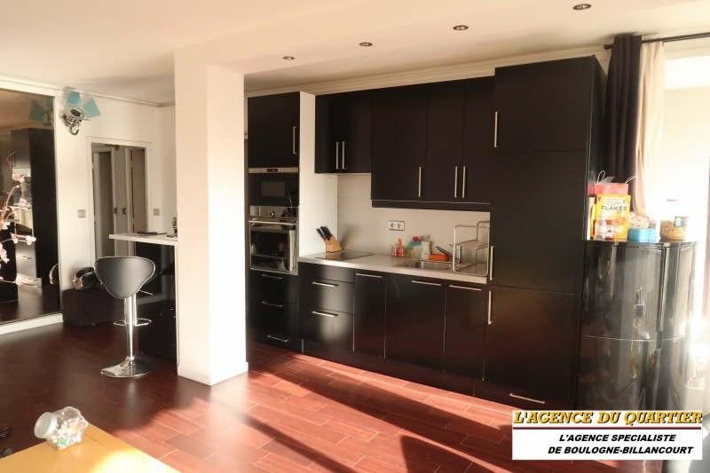 Venta  apartamento Boulogne-billancourt 569000€ - Fotografía 2