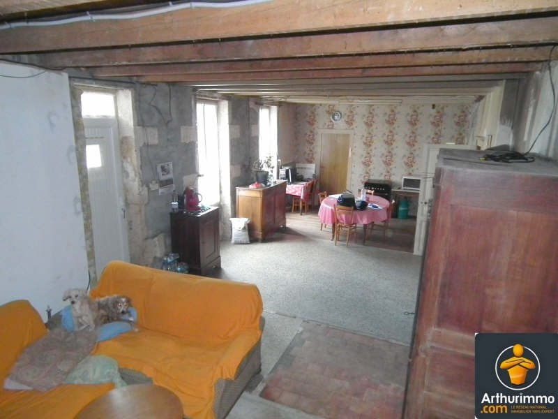 Sale house / villa Matha 81000€ - Picture 3