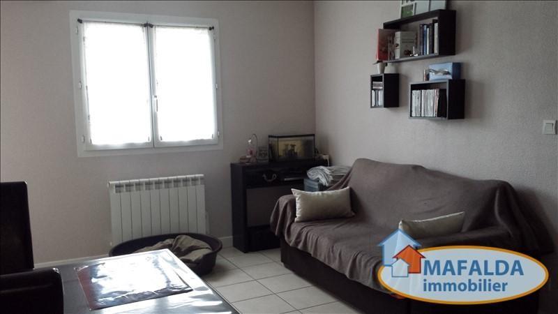 Vente appartement Scionzier 128000€ - Photo 1
