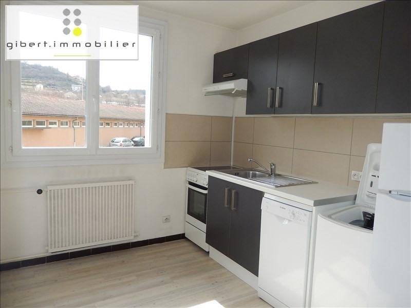Rental apartment Brives charensac 496,79€ CC - Picture 2