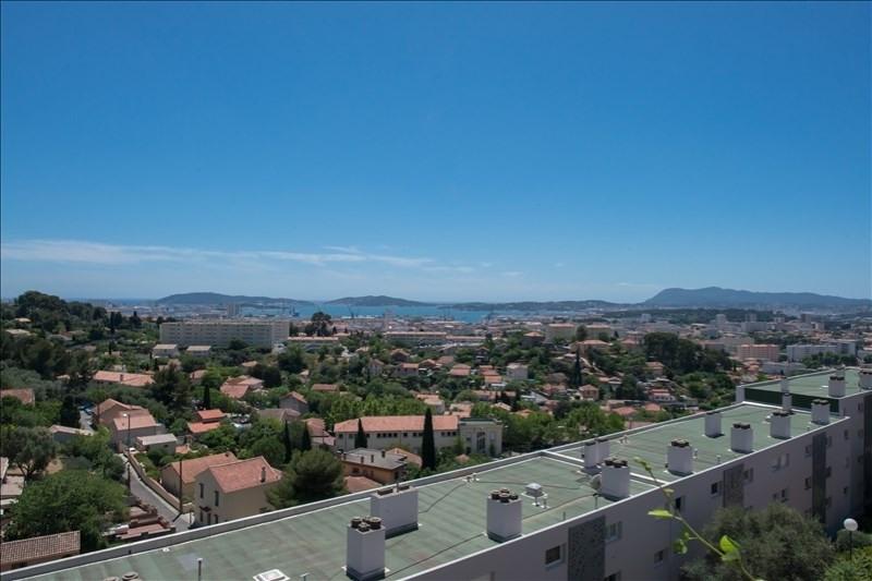 Vendita appartamento Toulon 168000€ - Fotografia 1