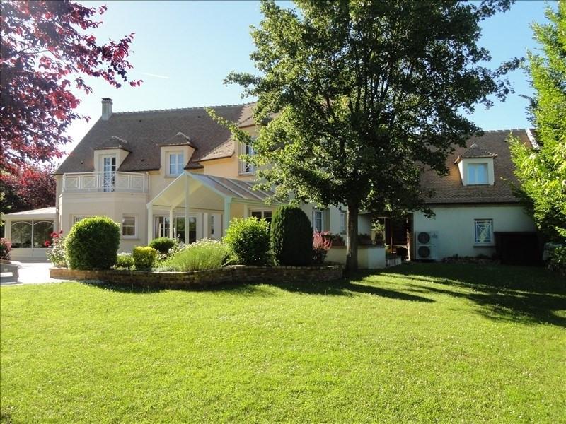 Deluxe sale house / villa Montfort l amaury 884000€ - Picture 1