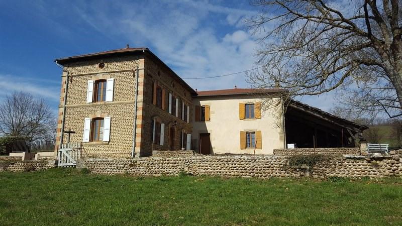 Vente maison / villa Hauterives 432000€ - Photo 1
