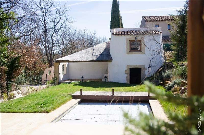 Vente de prestige maison / villa Pourrieres 572000€ - Photo 10