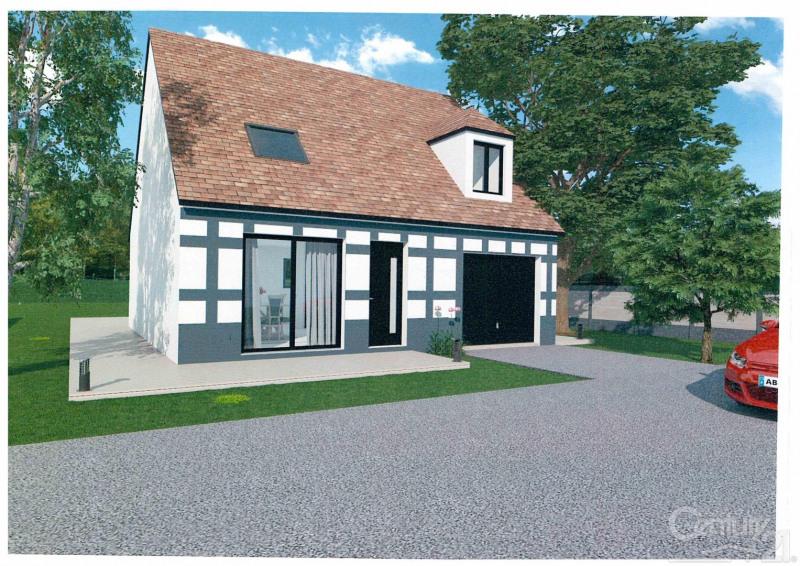 Venta  terreno Tourgeville 87500€ - Fotografía 3