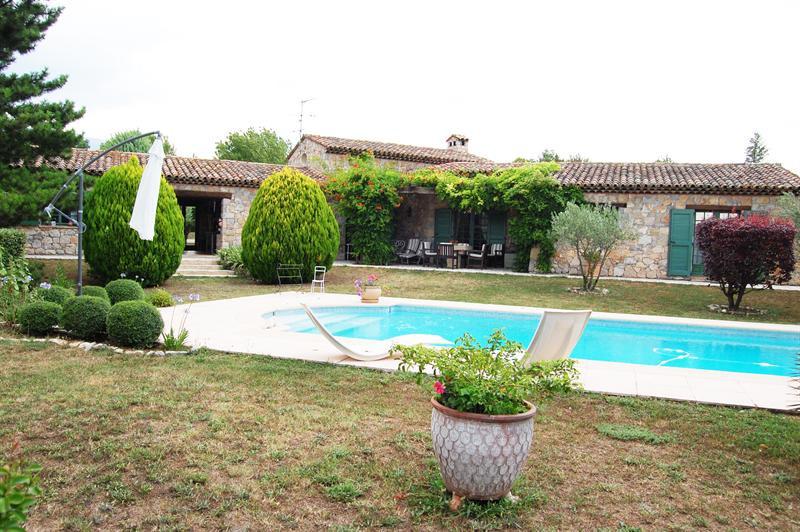 Vente de prestige maison / villa Fayence 1100000€ - Photo 1