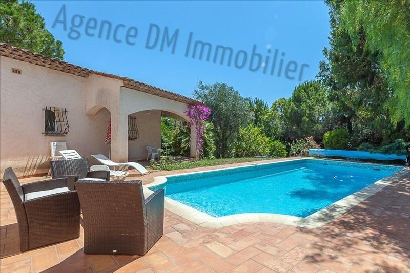 Vente de prestige maison / villa Juan les pins 1495000€ - Photo 3