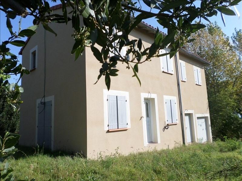 Vente maison / villa Castelnau d estretefonds 191000€ - Photo 1
