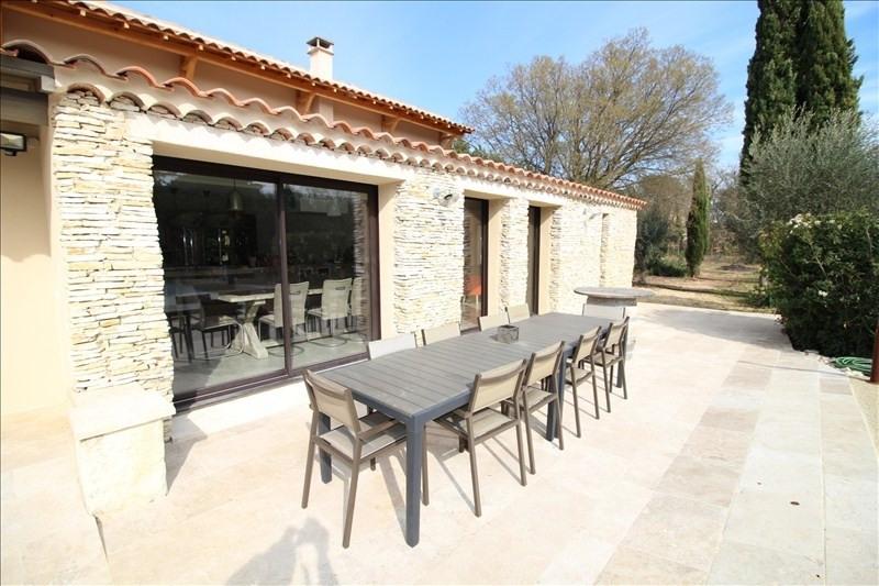 Vente de prestige maison / villa Carpentras 1090000€ - Photo 4