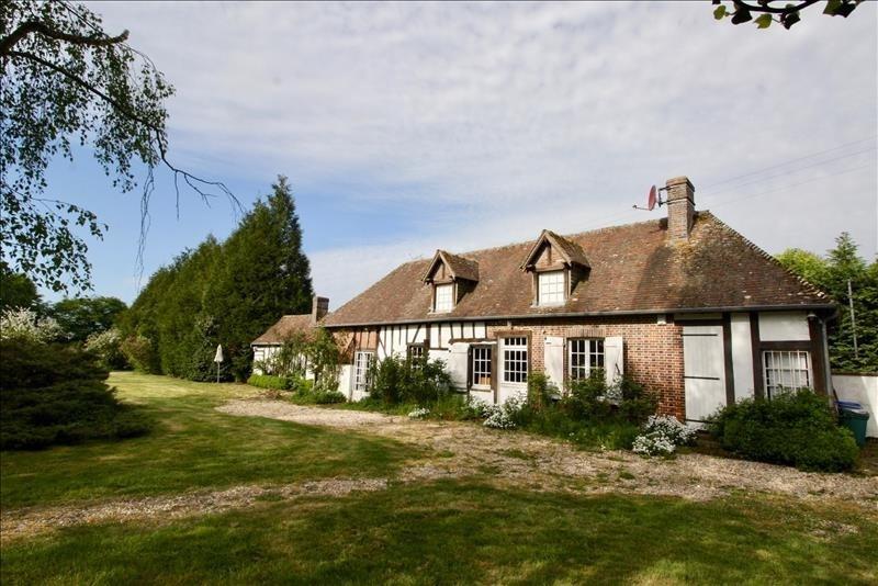 Vente de prestige maison / villa Conches en ouche 330000€ - Photo 1