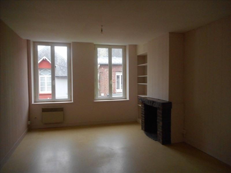 Location appartement Fauville en caux 450€ CC - Photo 1